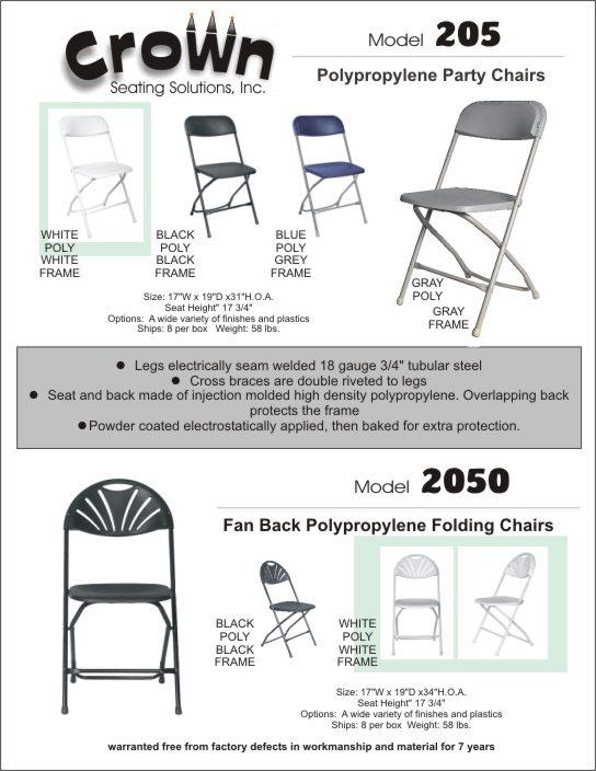 Super Crown Seating Polypropylene Seating Ibusinesslaw Wood Chair Design Ideas Ibusinesslaworg